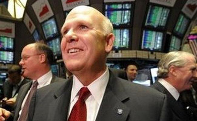Dow Jones đã tăng 312 điểm trong tuần này, bất ổn giảm sâu