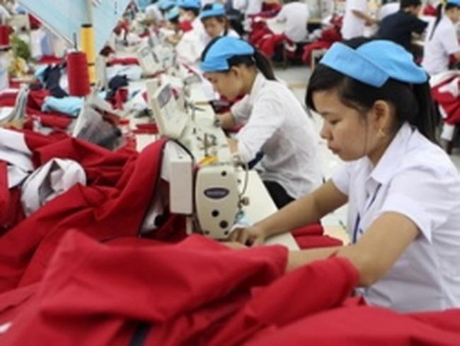 1.350 tỷ đồng xây dựng cụm dệt may tại Nghệ An