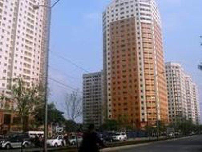 Hà Nội: Bố trí 184 căn hộ cho các hộ thuộc dự án thoát nước