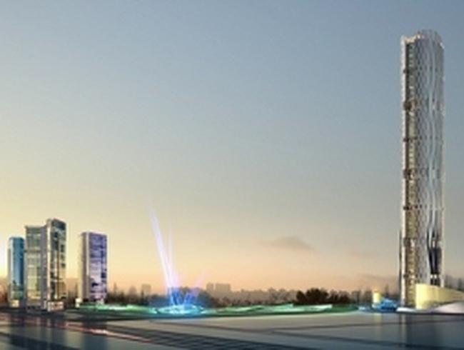 """PVX: Tháp Dầu khí cao nhất Hà Nội xin """"cắt ngọn"""""""