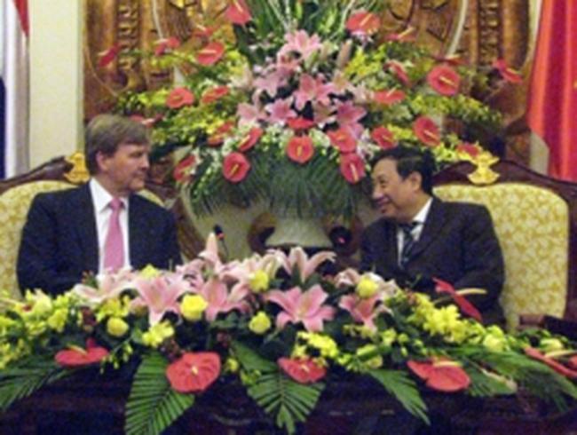 Cơ hội mới trong hợp tác đầu tư Việt Nam – Hà Lan