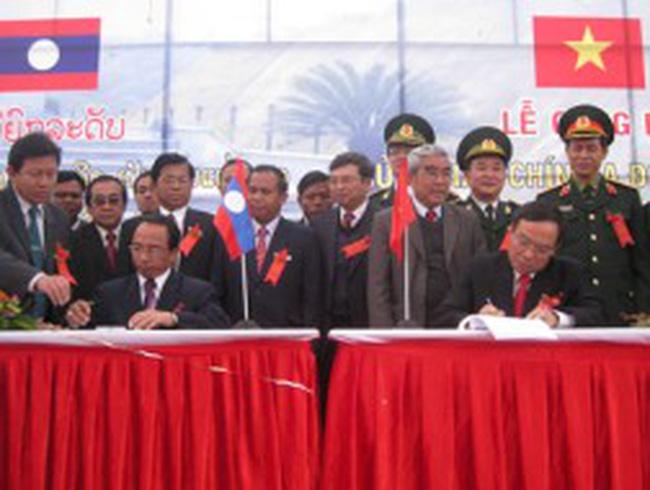 A Đớt - Tà Vàng trở thành cửa khẩu quốc gia thứ 2 của Thừa Thiên Huế
