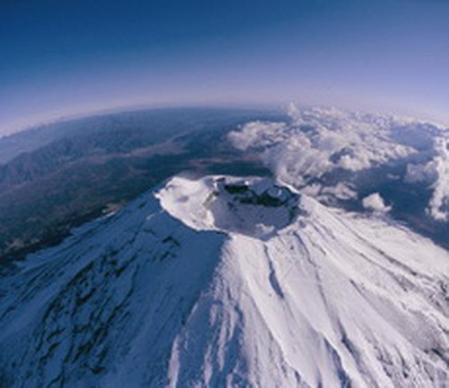 Nhật: Động đất làm 13 núi lửa hoạt động trở lại