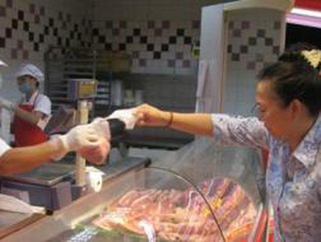 Thịt lợn có thật khan hàng?