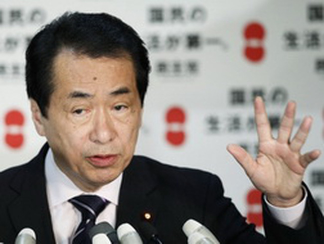 """Thủ tướng Nhật: """"Không thể dự báo trước tình hình khủng hoảng hạt nhân"""""""