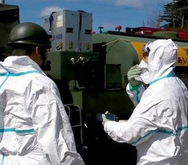 Phát hiện phóng xạ tại Hàn Quốc và Trung Quốc