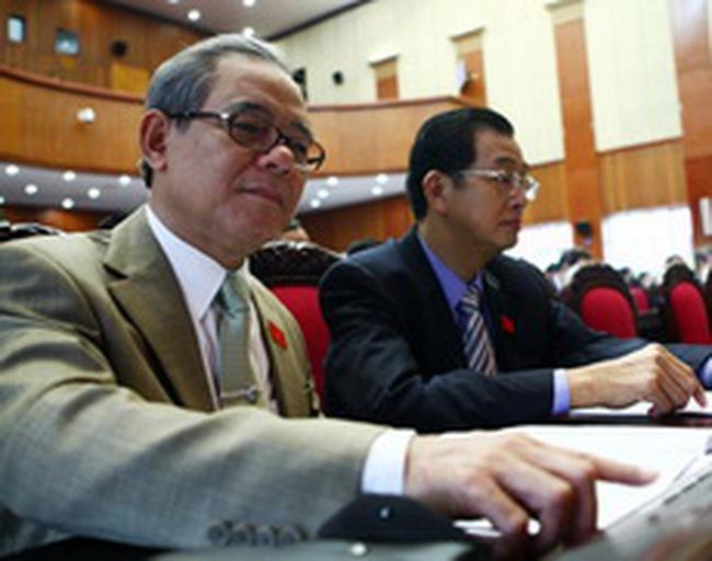 Quốc hội bác dự thảo luật Thủ đô