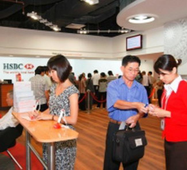HSBC Việt Nam: Năm 2010 đạt 1.407 tỷ đồng LNTT, tăng 38% so với năm 2009
