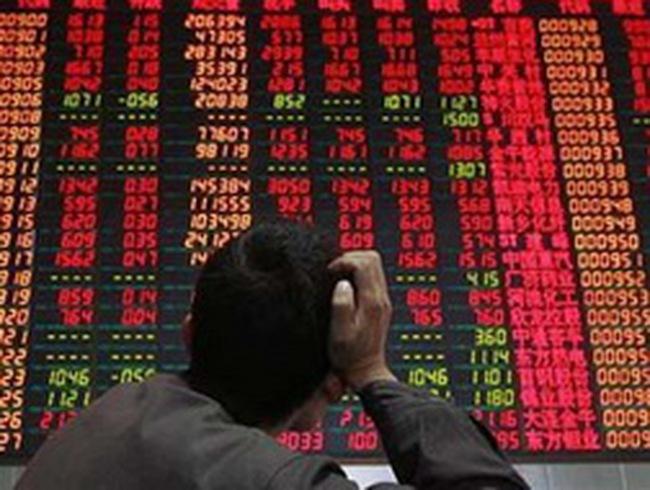 Cổ phiếu Châu Á rớt do lo ngại về tăng trưởng và khủng hoảng hạt nhân