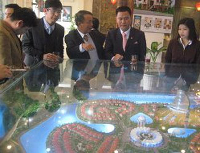 Chào bán dự án Làng biệt thự du lịch cao cấp Vạn Hương – Đồ Sơn