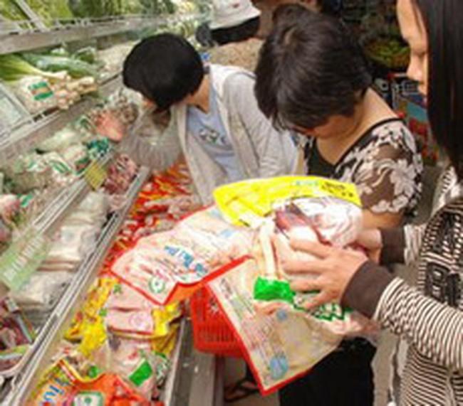 Chi phí cho thực phẩm chiếm 34,3% tổng thu nhập: Giá cả làm thay đổi cơ cấu tiêu dùng