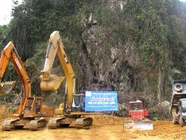 CTA: Được cấp Giấy phép khai thác mỏ Thâm Then, tỉnh Yên Bái