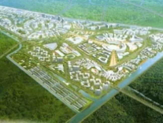 Hưng Yên duyệt quy hoạch 1/2000 Khu Đại học Phố Hiến