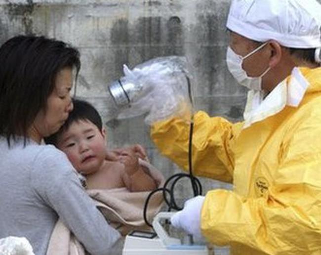 Phóng xạ tại Nhật đã lan đến 5 nước tại 3 châu lục