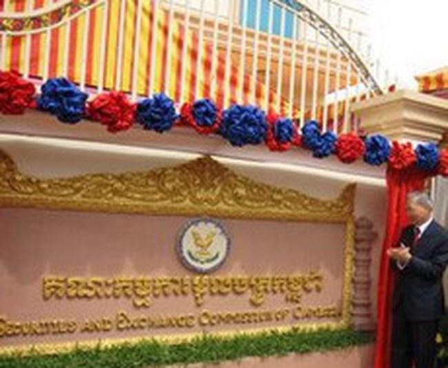 TTCK Campuchia: Khớp lệnh định kỳ 2 đợt, thanh toán T+2