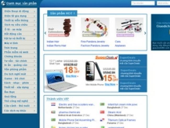 Hà Nội sẽ lập sàn giao dịch thương mại điện tử