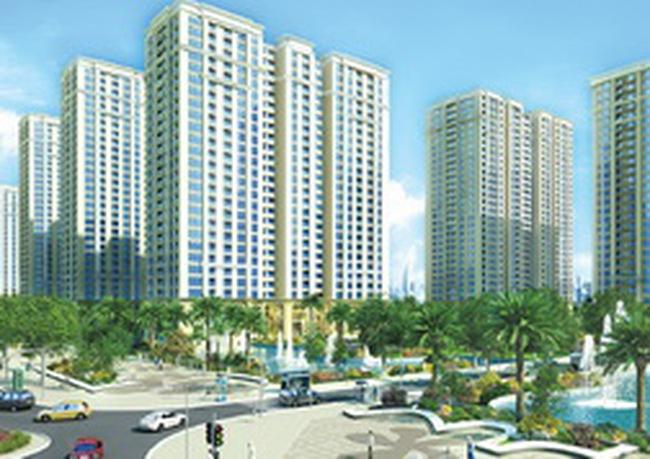 Times City: Giá căn hộ dao động từ 27 – 33 triệu đồng/m2