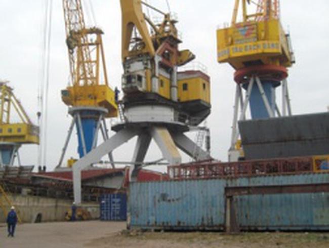 Vì sao logistics Việt Nam phát triển ì ạch?