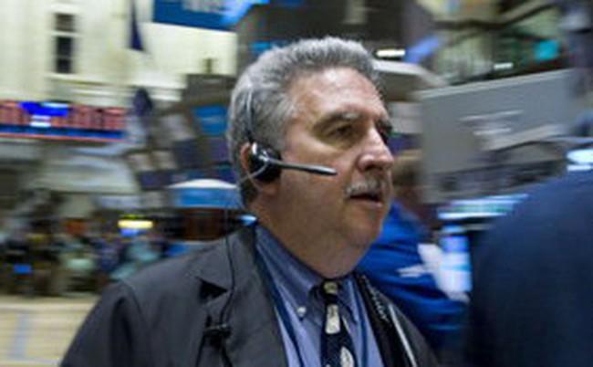 Dow Jones đã tăng 780 điểm trong quý 1/2011