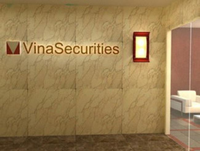 Chứng khoán Vina lỗ hơn 128 tỷ đồng trong 3 năm liên tiếp
