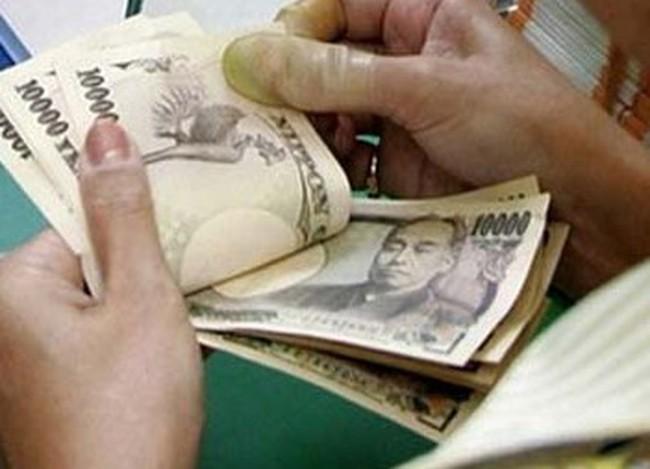 Đồng yên hạ giá 6 phiên liên tiếp