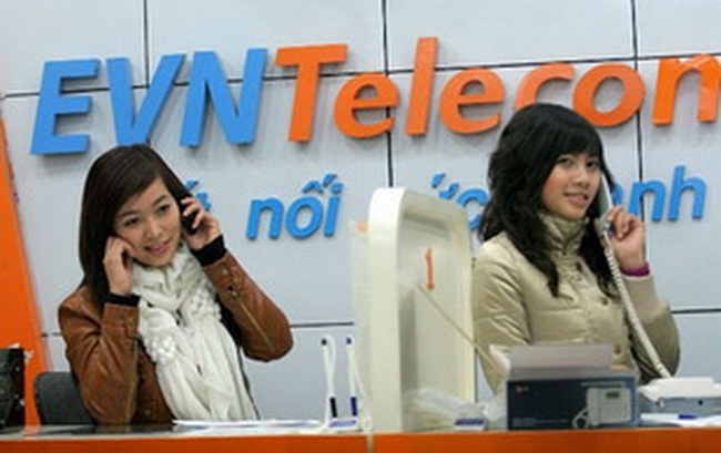 VTC thay FPT mua cổ phần EVN Telecom?