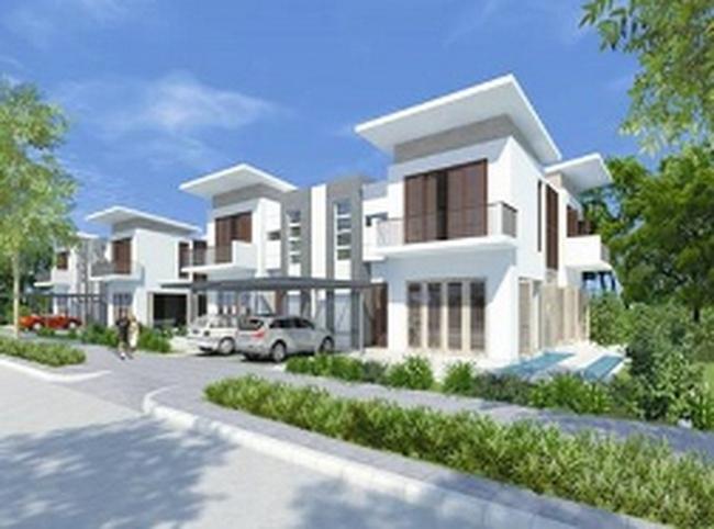 Hạn chế tối đa phát triển biệt thự, nhà ở riêng lẻ tại đô thị
