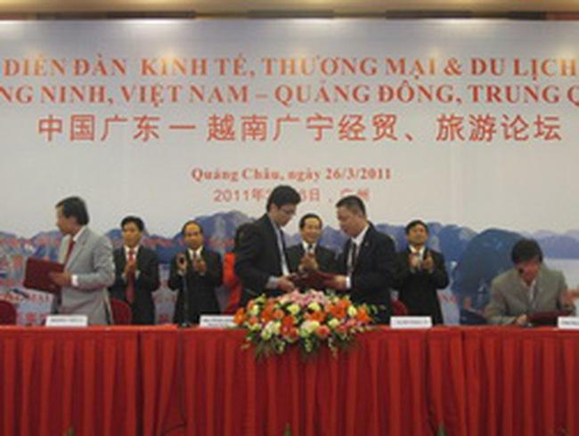 KBC: Ký thỏa thuận ghi nhớ với 3 đối tác tại Quảng Châu