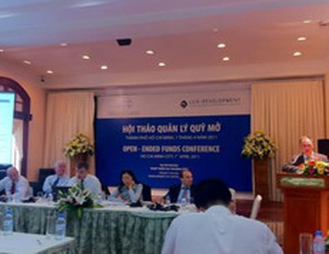 Quỹ mở - Cơ hội đối với thị trường Việt Nam