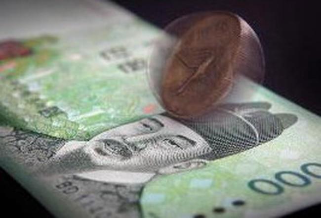 Dòng tiền đầu tư trở lại châu Á