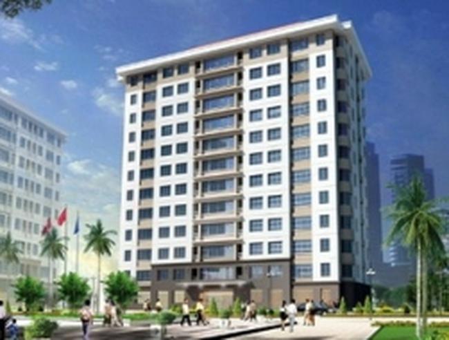 Hà Nội mới hỗ trợ vốn 1 dự án nhà thu nhập thấp