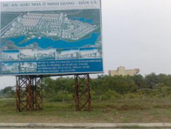 """""""Sốt vó"""" vì mua đất dự án ở Mê Linh"""