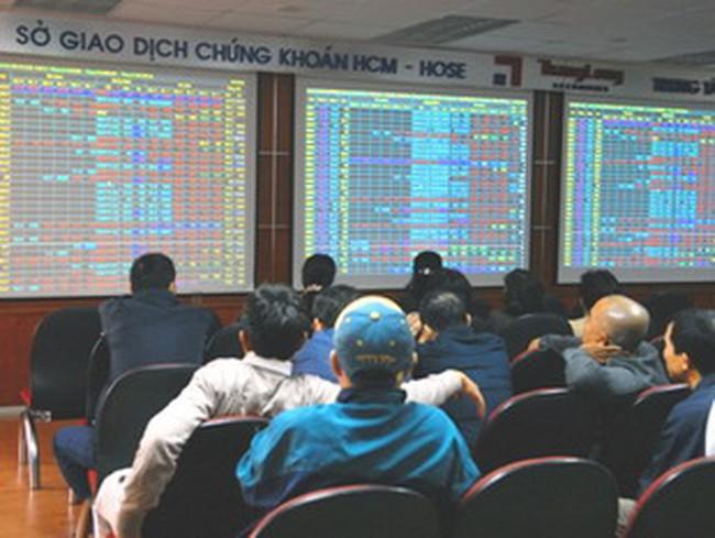 HNX-Index lội ngược dòng thành công, VN-Index giảm 0,01%