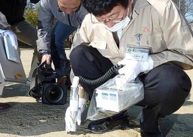 Phóng xạ trong nước biển gần nhà máy điện Fukushima cao gấp hàng triệu lần mức cho phép