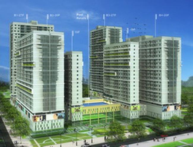 HBC: Trúng thầu dự án chung cư Phú Mỹ trị giá trên 414 tỷ đồng
