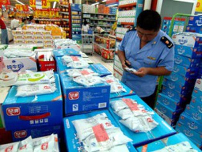 Trung Quốc sẽ đóng cửa 426 công ty sữa