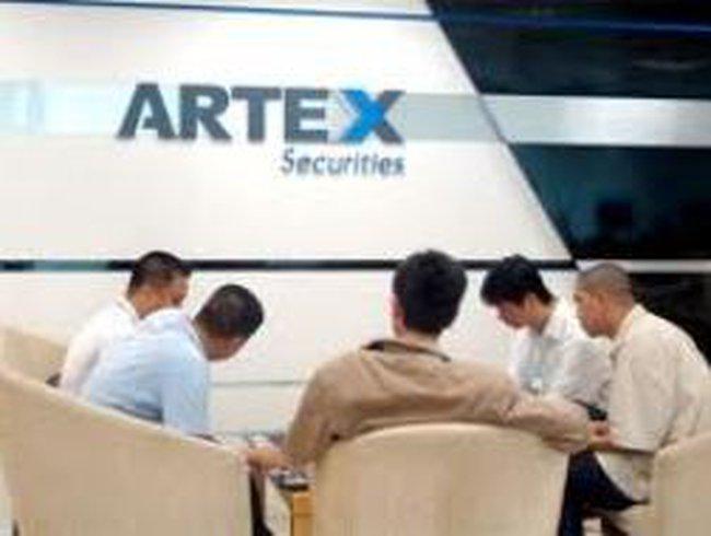 Chứng khoán Artex bị phạt do 3 lần không công bố thông tin