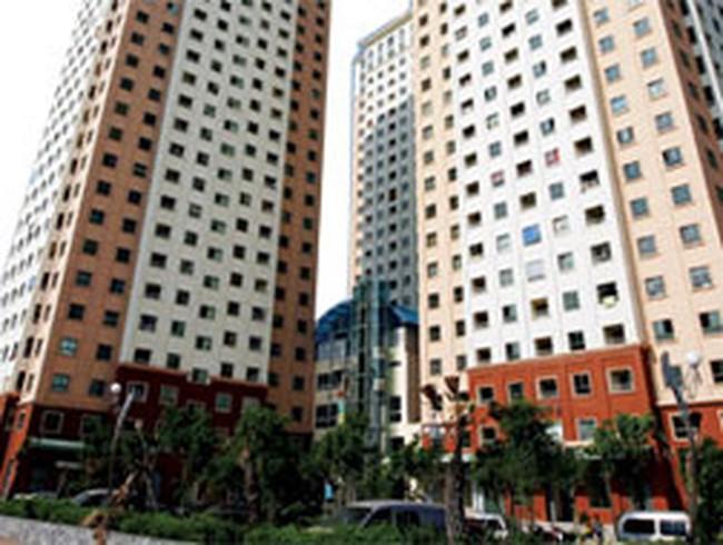 Hà Nội: Vắng bóng căn hộ giá thấp