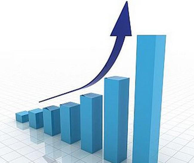 Cầu đột ngột tăng mạnh vào cuối phiên, VN-Index tăng gần 8 điểm