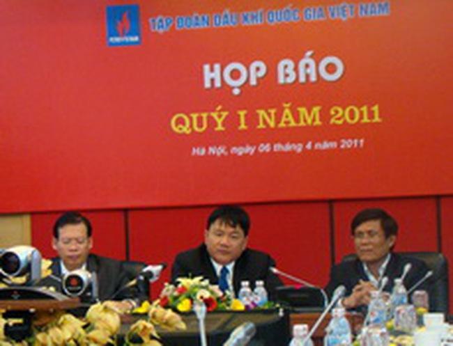 Petro Vietnam đã bán 2,7 tỷ USD cho ngân hàng