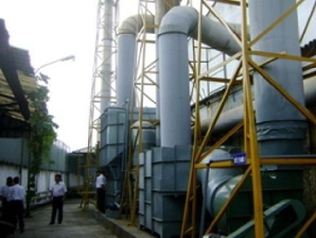 Phạt hành chính Tung Kuang 312 triệu đồng do gây ô nhiễm môi trường
