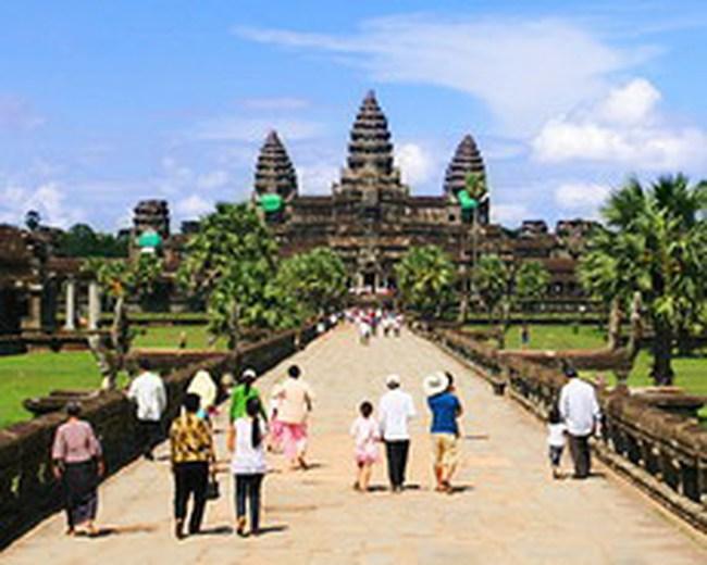 Thâm nhập sâu thị trường Campuchia