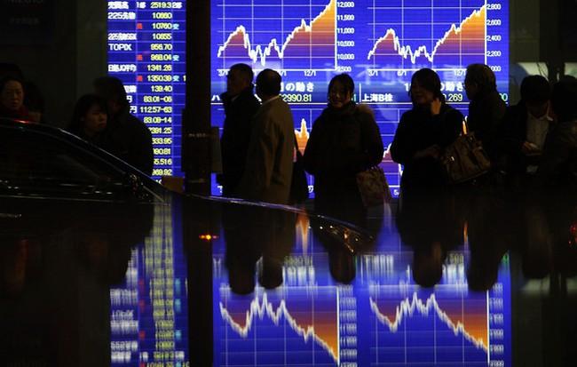 Nhật hạ dự báo tăng trưởng kinh tế, TTCK châu Á lo lắng