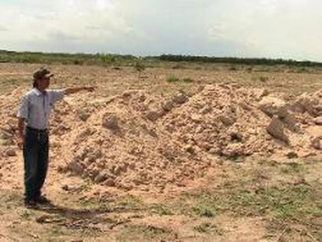 Tình trạng đầu cơ nhà đất không giảm