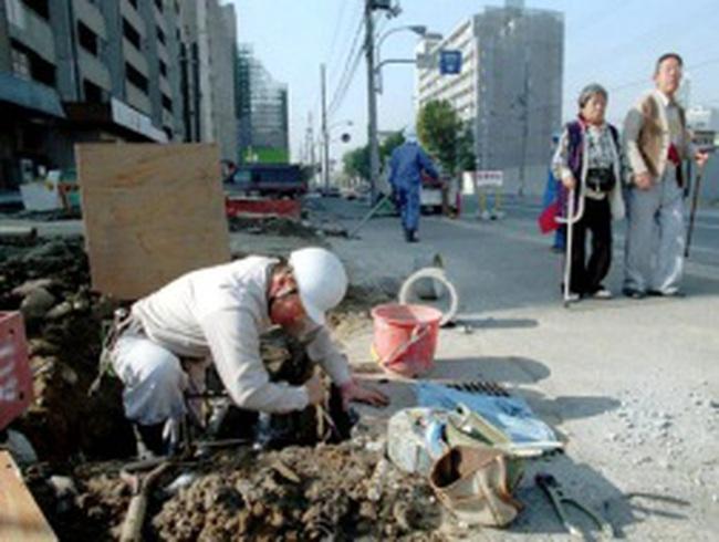 Nhật cắt 20% ODA để dành tiền tái thiết đất nước
