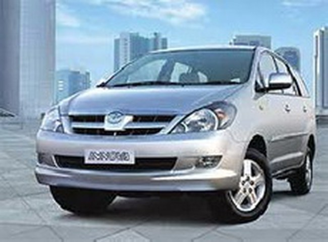 Toyota kiểm tra, sửa miễn phí xe lỗi