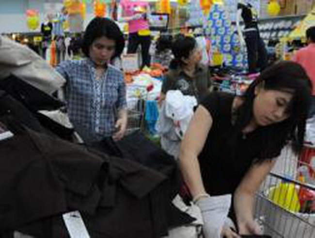 Đỉnh lạm phát 2011 có thể rơi vào cuối quý 3