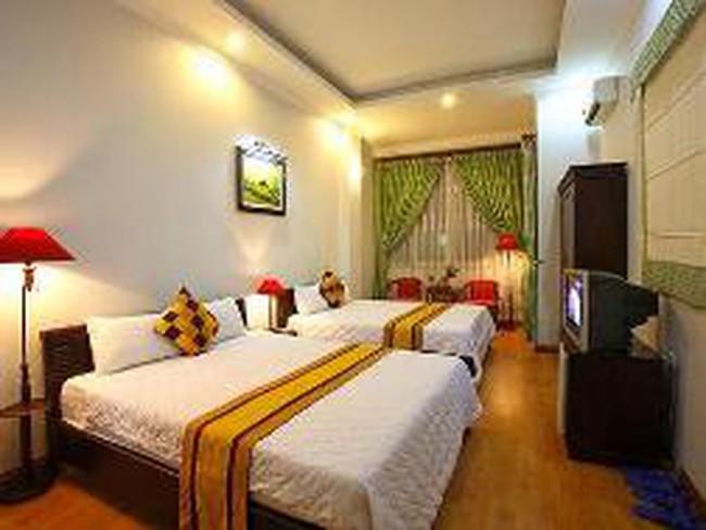 Doanh thu thị trường khách sạn Hà Nội giảm trong quý I/2011