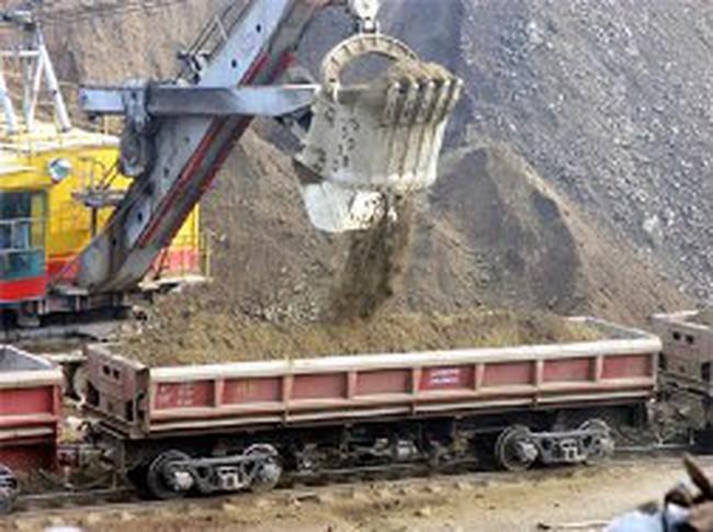 Xuất khẩu quặng apatit tại Lào Cai đến hết năm 2012