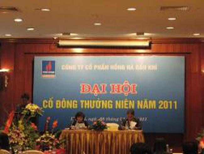 PHH: Dự kiến BĐS chiếm 67% lợi nhuận 2011